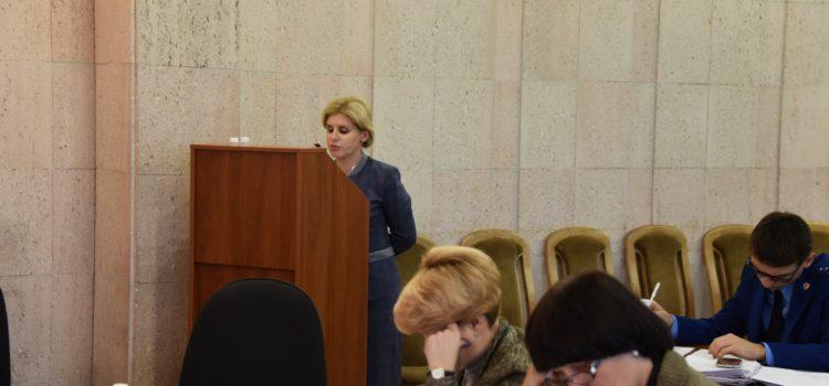 Депутаты заслушали информацию об итогах работы Контрольно-счетной палаты