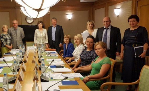 Контрольно-счетная палата города Севастополя приняла участие в заседании Комиссии Совета контрольно-счетных органов при Счетной палате Российской Федерации по правовым вопросам