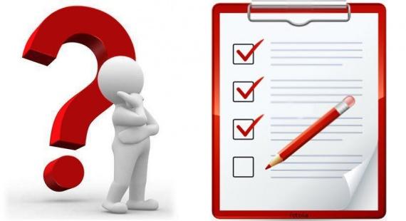 Контрольно-счетной палатой города Севастополя проводится опрос