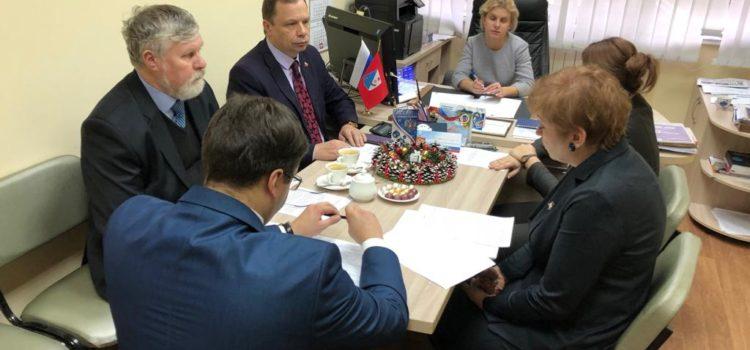 Состоялось расширенное заседание Коллегии Контрольно-счетной палаты города Севастополя
