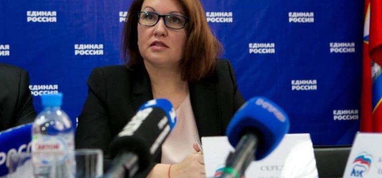 Заместитель Председателя КСП г.Севастополя приняла участие в заседании рабочей группы по контролю реализации национальных проектов