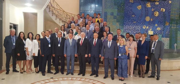 В городе Ростов-на-Дону состоялся семинар-совещание руководителей контрольно-счетных органов субъектов Российской Федерации